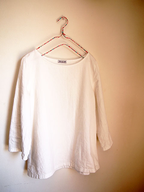 Blanc pur* オーダー ブラウス Blanc pur