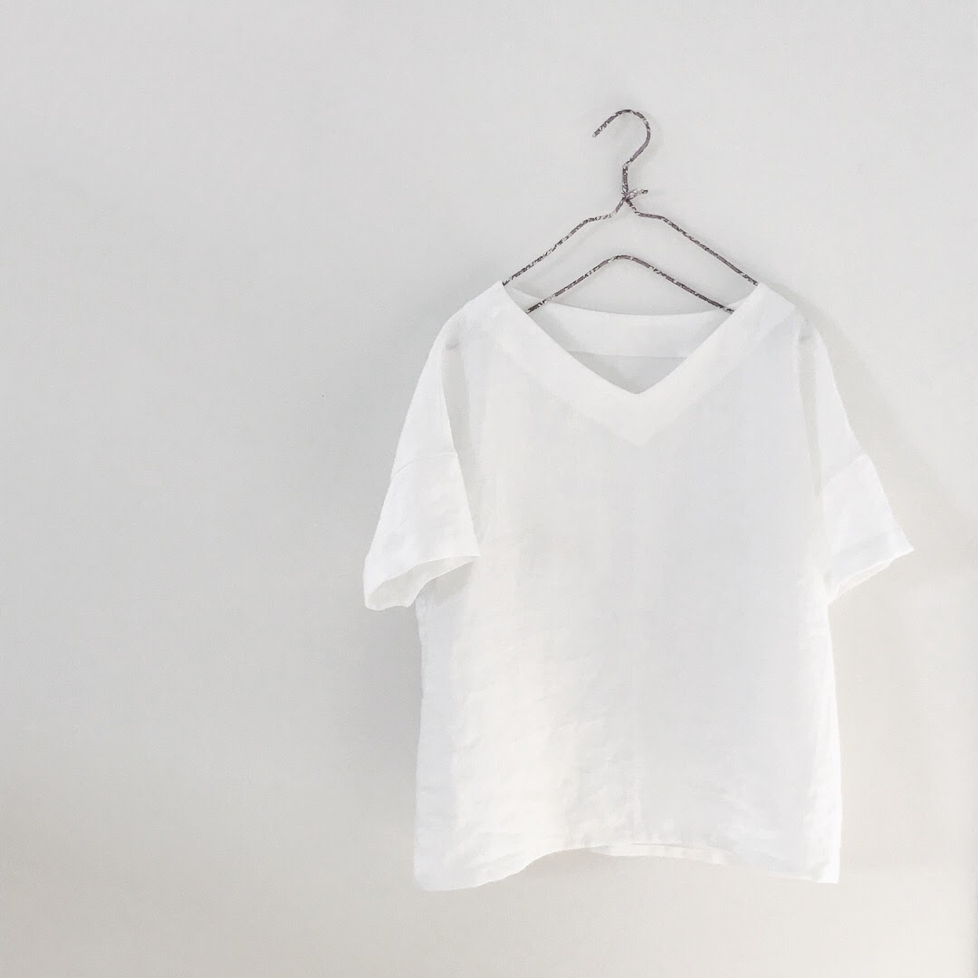 Blanc pur* おとなふく ブラウス